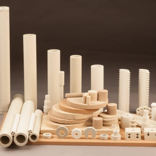 Custom industrial and technical ceramics