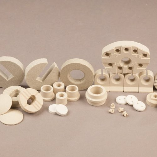 Complex ceramic parts for your exacting needs